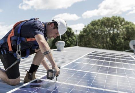 Revisione e riparazione impianti solare termico