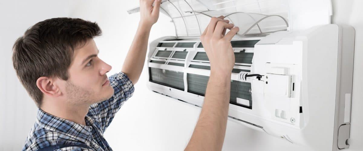 Sanificazione e pulizia filtri aria condizionata