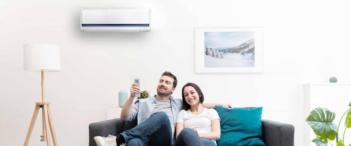 Nuovo impianto di climatizzazione domestica